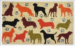Colourful Doggy Doormat