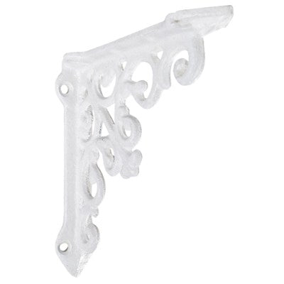 victorian shelf bracket White - My Country Home and Garden