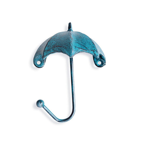 Umbrella Hook Blue