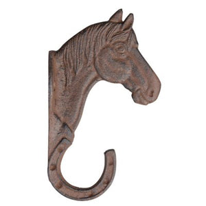 Horse Hook Cast iron - My Country Home and Garden
