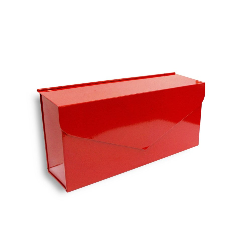 Envelope Mailbox Red