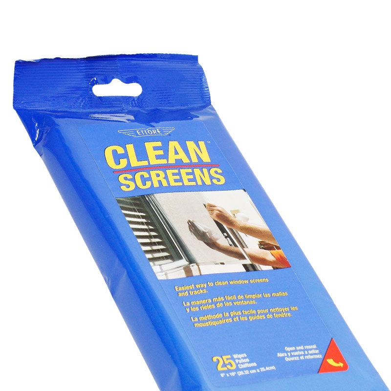 Ettore Clean Screens Towelettes