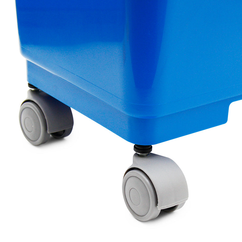 IPC Pulex Set Of 4 Bucket Casters
