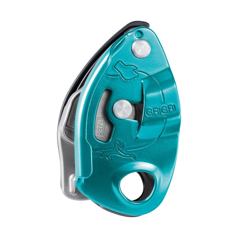 Petzl Grigriâ® - Assisted Belay Device - Blue