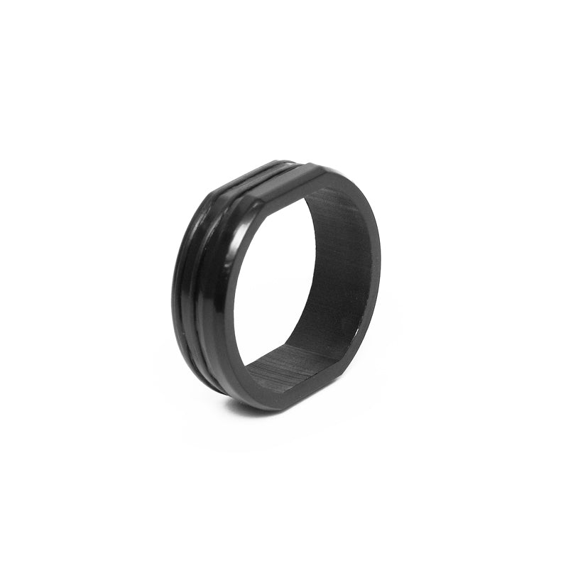 Ova-8 Plastic End Rings for Sections
