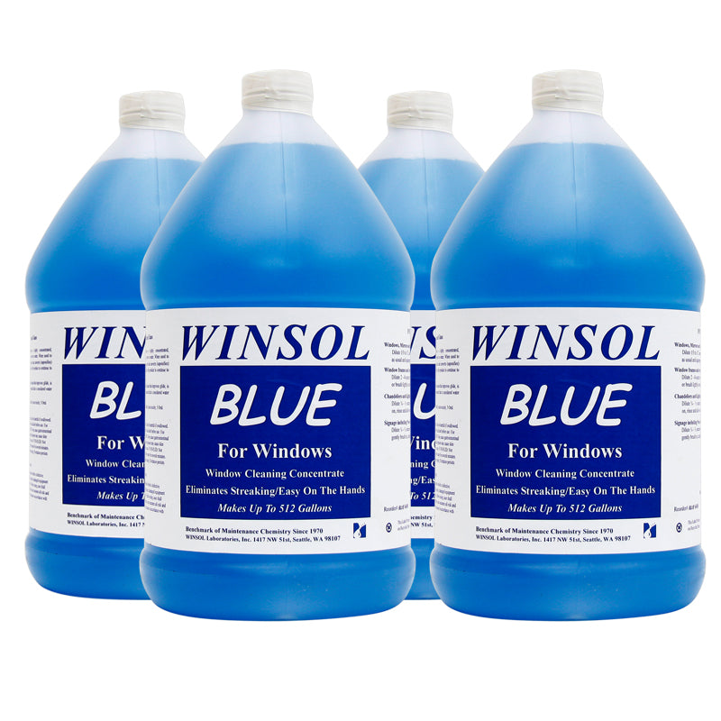 Winsol Blue Window Cleaning Concentrate