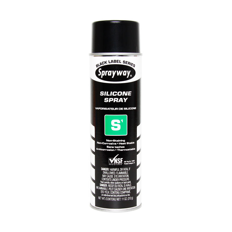 Sprayway S1 Silicone Spray Lubricant