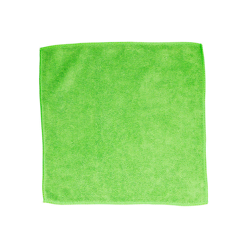 Microfiber Terry Towels 12in X 12in