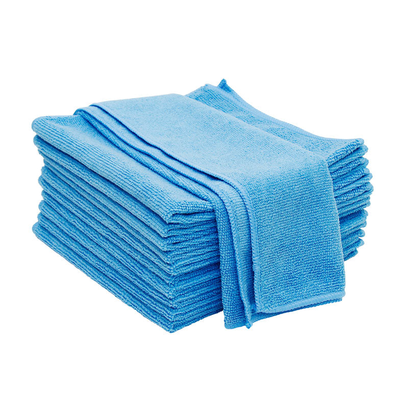 Microfiber Terry Towels 16in X 16in