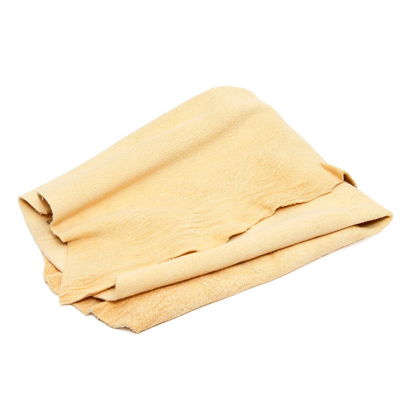 Natural Chamois 2 Square Feet Aprox Size