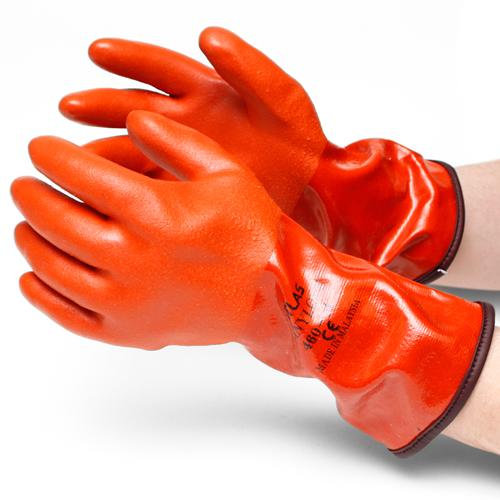 Showa Atlas 460 PVC Snow Blower Gloves
