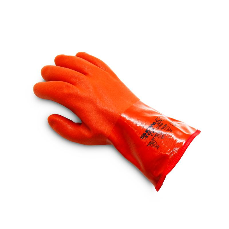 Showa Atlas 465 Double Dipped PVC Gloves with Removable Liner