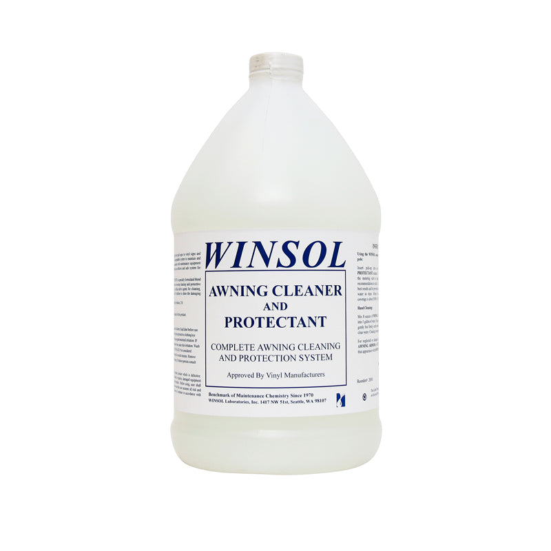 Winsol Awning Cleaner And Protectant