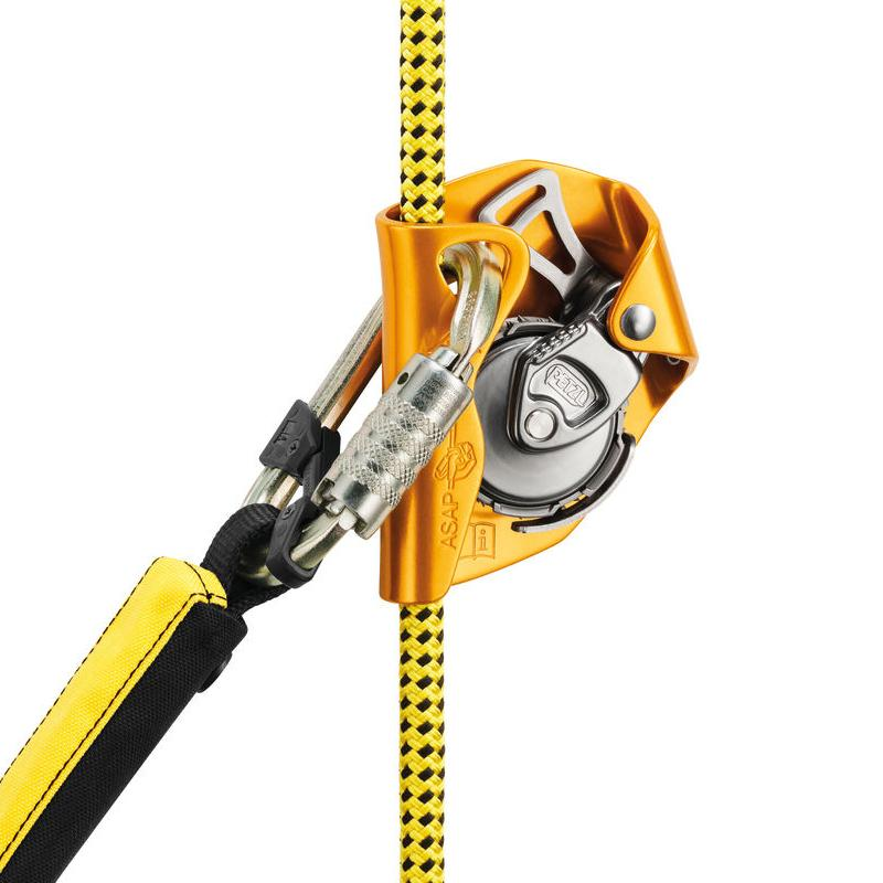 Petzl Ray Rope 12mm With Sewn Termination - 100ft