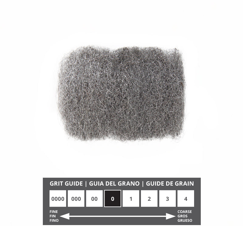 GMT 0 Steel Wool 16 Pads