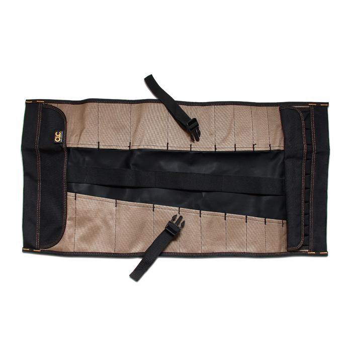 CLC Socket/Tool Roll Pouch 1173