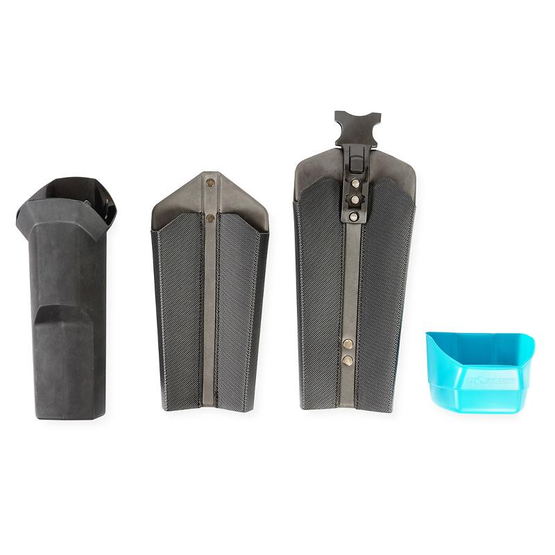 Moerman Drywalker Flex Bucket Holster - Full Set