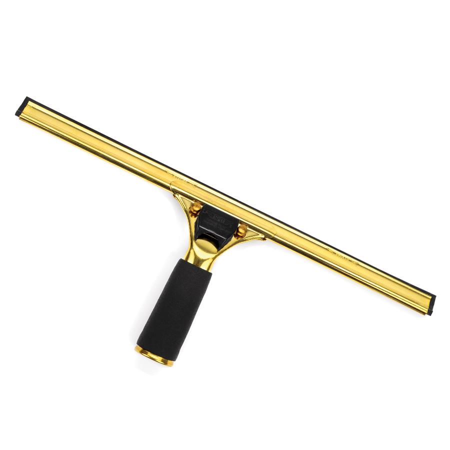 Ettore Quick Release Brass Squeegee Complete