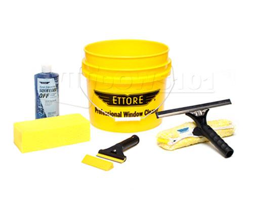 ETTORE WINDOW CLEANING KIT SMALL
