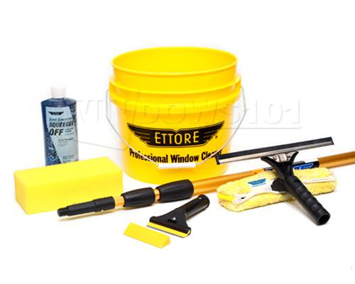 Ettore Window Cleaning Reach Kit