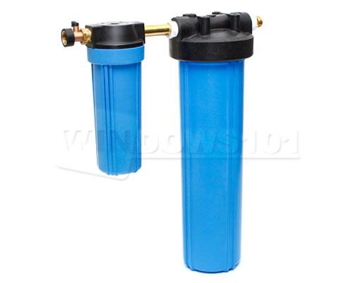 Filter Housing Set 20in/50cm and 10/25cm