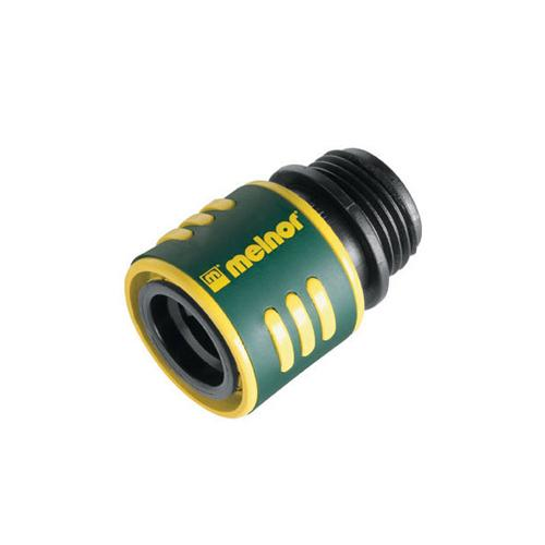 Melnor Fem Quick Connect Male Hose End Connector