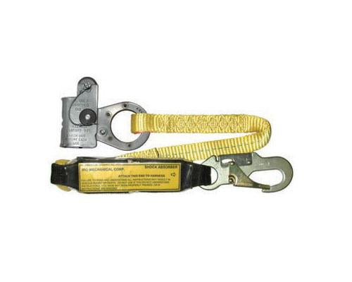 MIO RG-5800-3LS 5/8in Rope Grab w/3ft Lanyard
