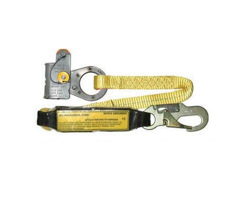 MIO RG-716-3LS 7/16in ROPE GRAB w/3ft LANYARD