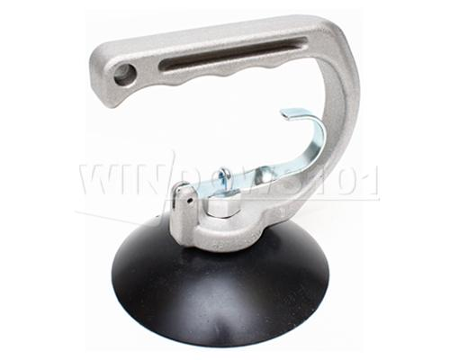 Suction Cup Single With Metal Handle
