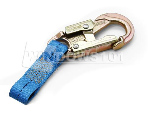 Tractel 1ft Lanyard For K212 w/Snaphook