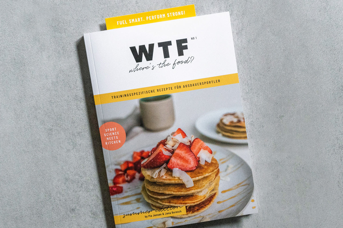 Where's the food Kochbuch – Summer Edition