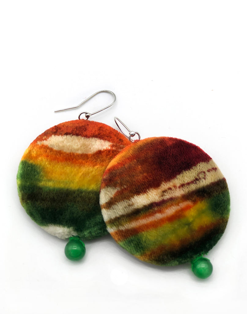 Velvet Earrings - L12