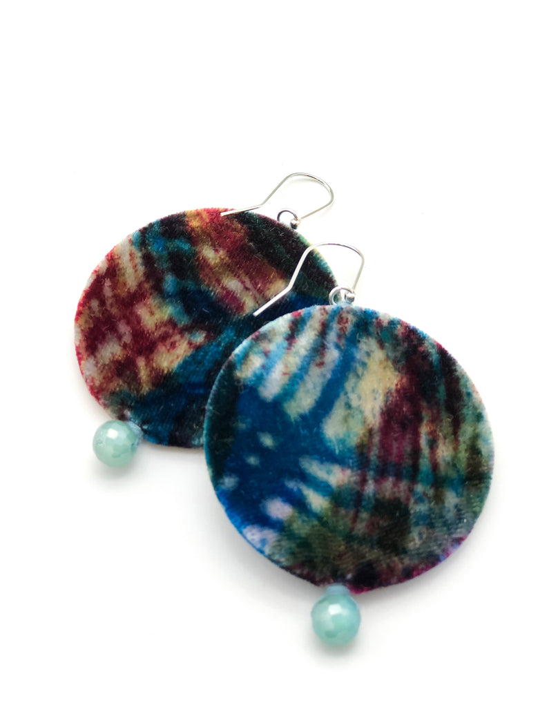 Velvet Earrings - L17