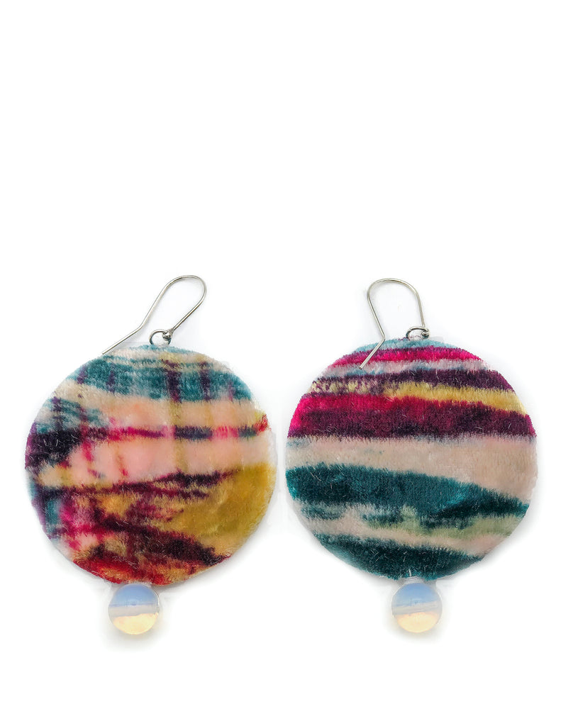 Velvet Earrings - L9