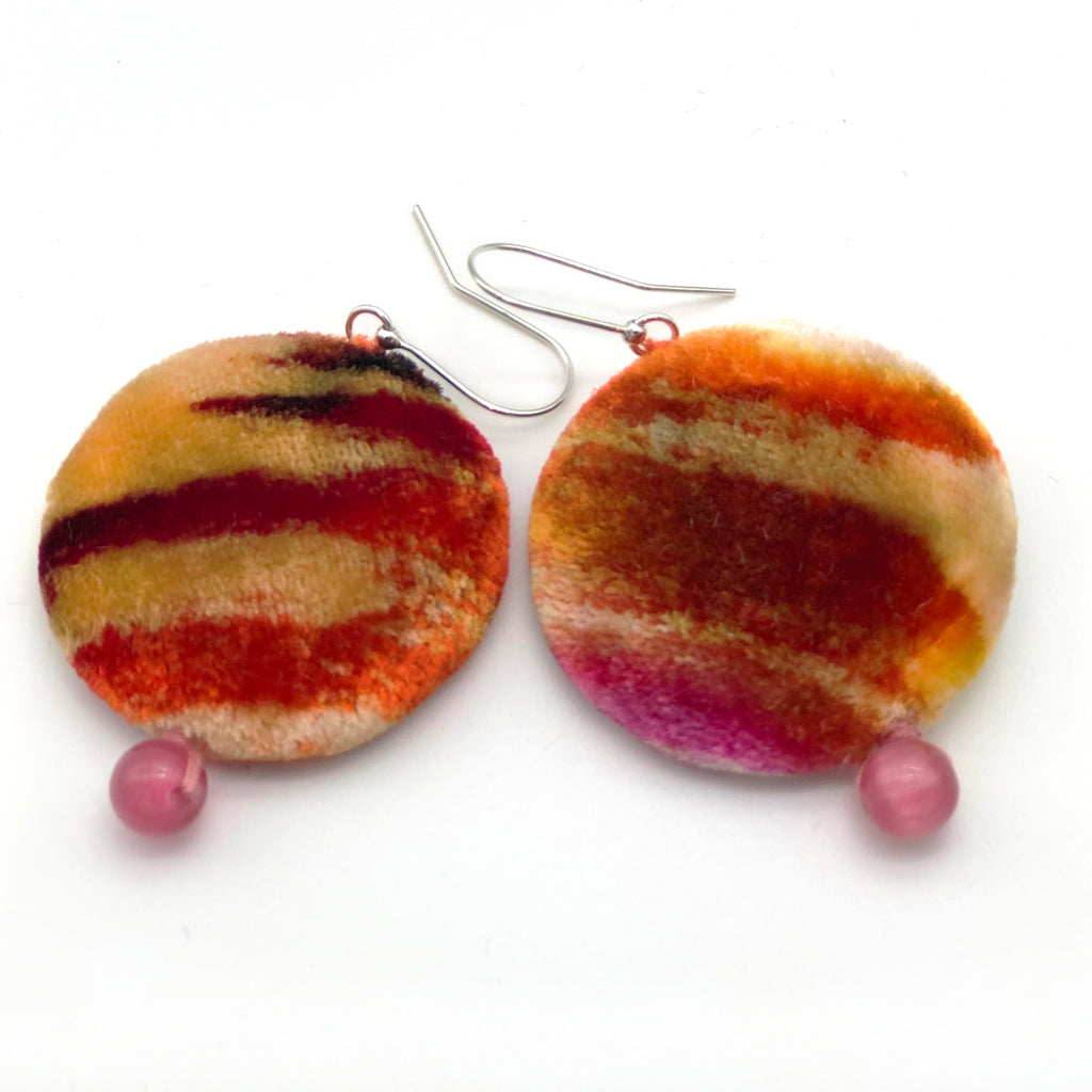 Velvet Earrings - M22