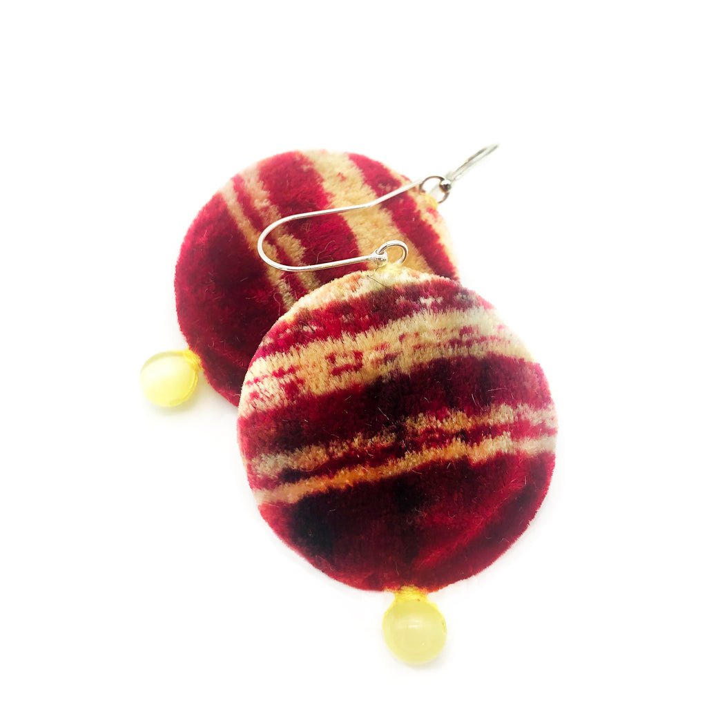 Velvet Earrings - M27