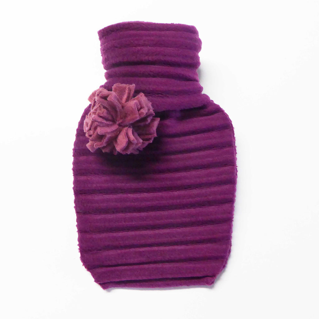 Hot water bottle - Wine - wristies