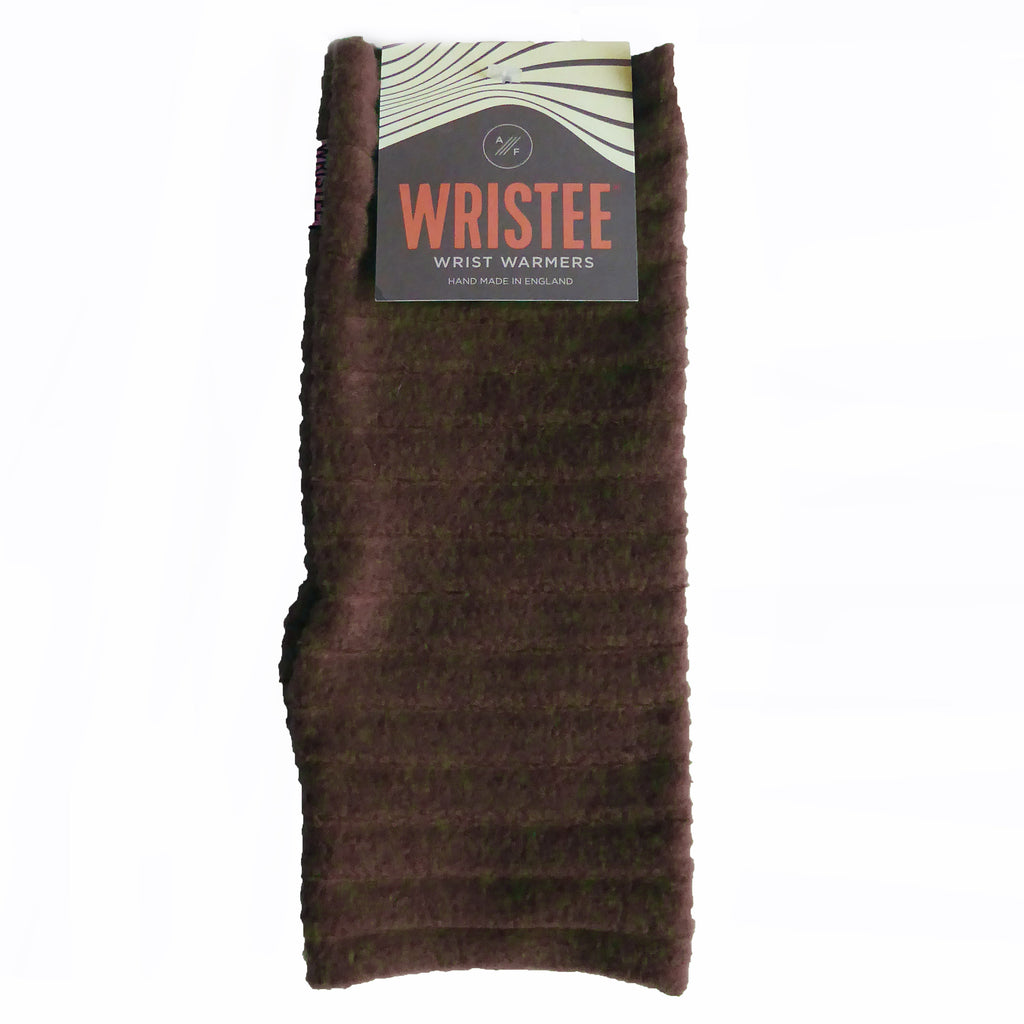 Wristees® for Men - Chocolate - annafalcke.com