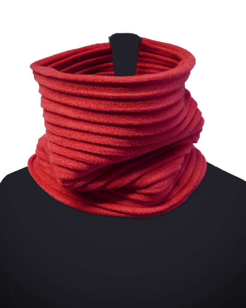 Snood - Red - annafalcke.com