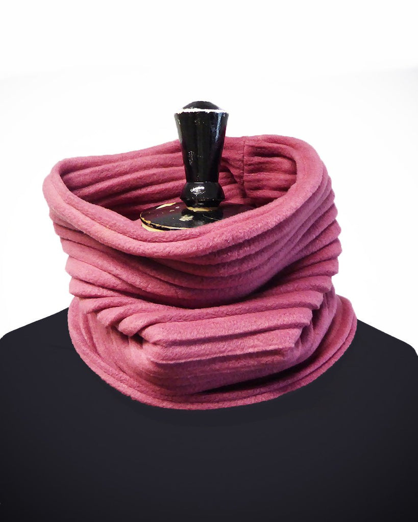 Snood - Raspberry - annafalcke.com