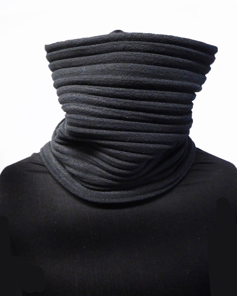 Snood - Black - annafalcke.com