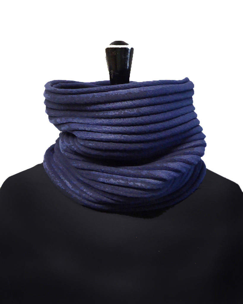 Snood - Navy - annafalcke.com