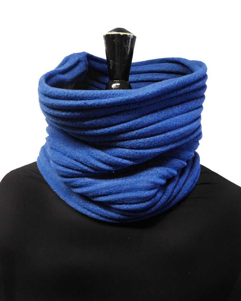 Snood - Royal blue - annafalcke.com