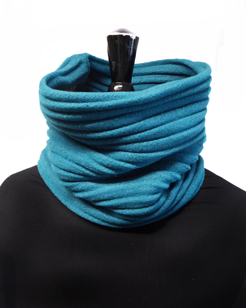 Snood - Teal - annafalcke.com
