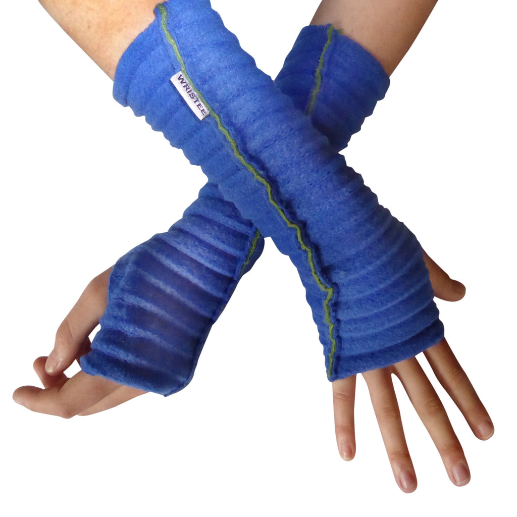 Twisty Wristee® - Royal blue/moss - wristies