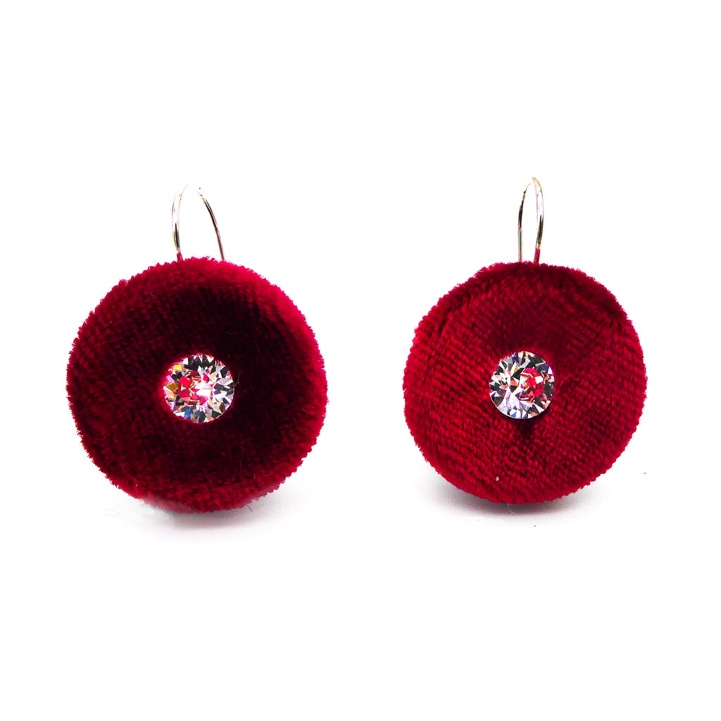Velvet Earrings - V1