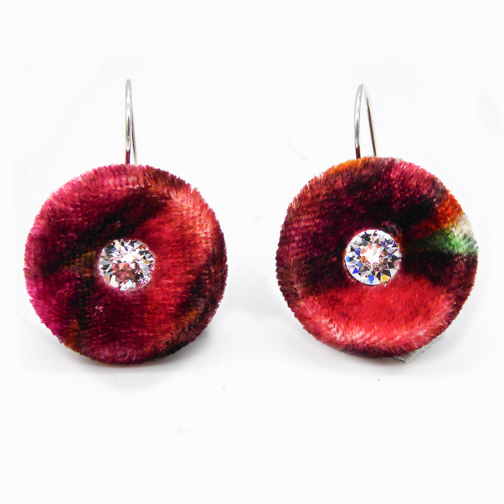 Velvet Earrings - V4