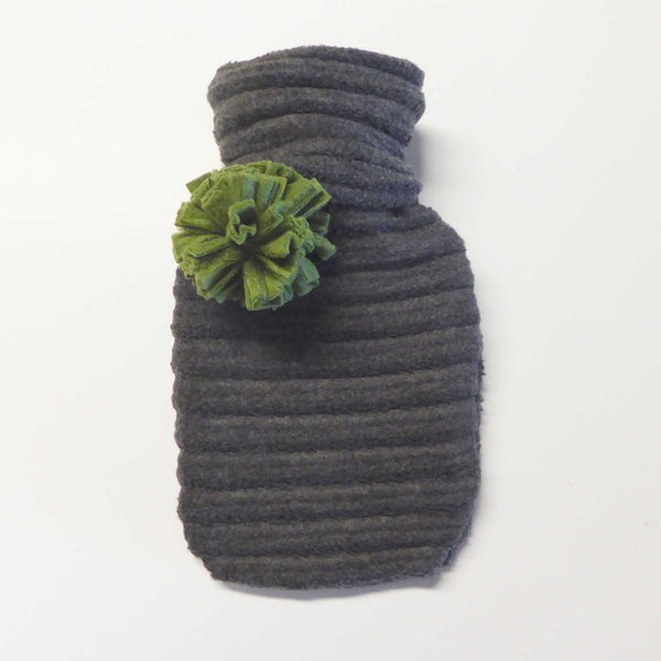 Hot water bottle - Charcoal