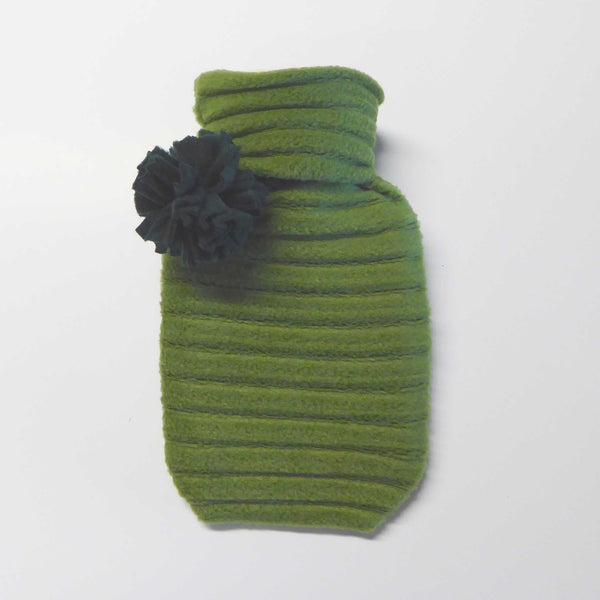 Hot water bottle - Moss
