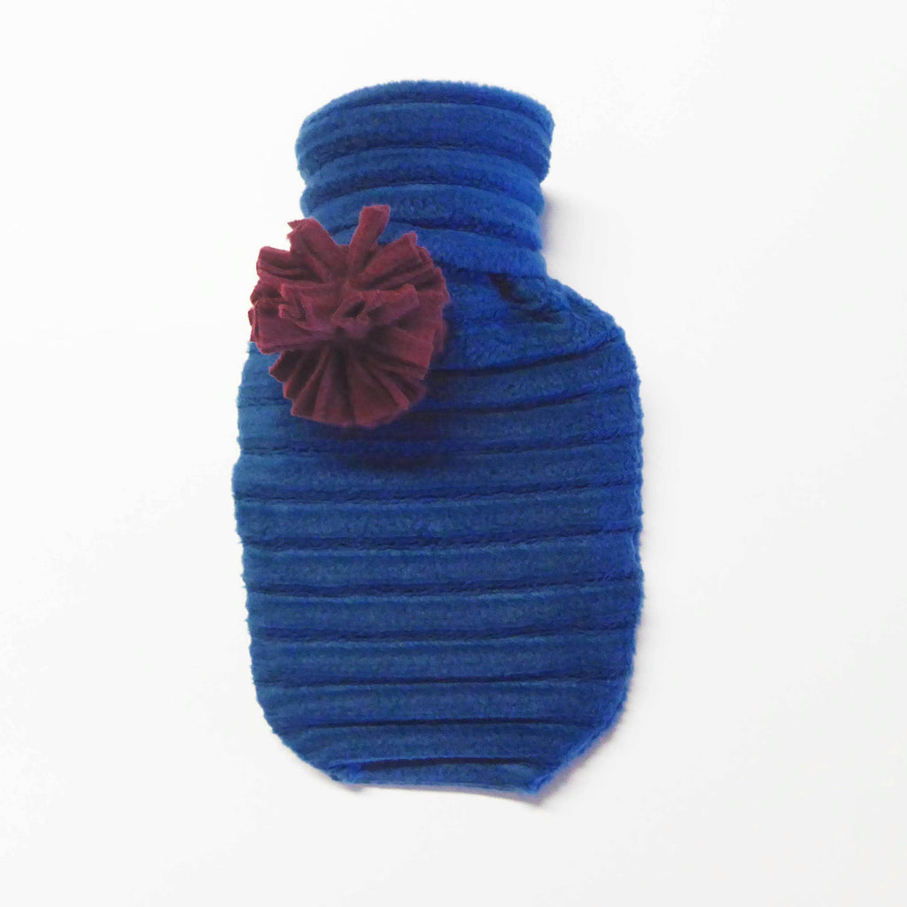 Hot water bottle - Royal blue - annafalcke.com